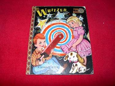 Image for Whizzer Fun Book