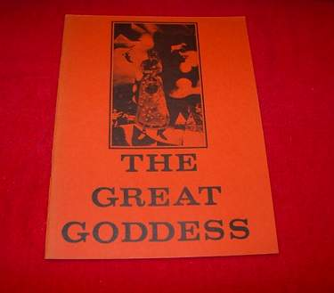 Image for The Great Goddess