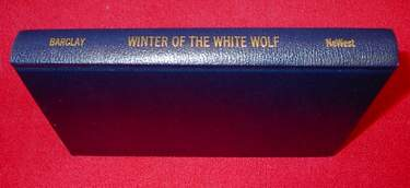 Image for Winter of the White Wolf