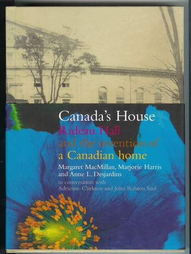 Image for Canada's House : Reflecting Our Place in the Twenty-first Century