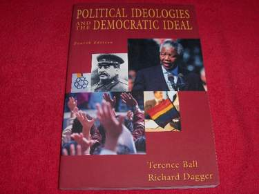 Image for Political Ideologies and the Democratic Ideal [Fourth Edition]