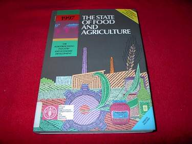 Image for The State of Food and Agriculture 1997