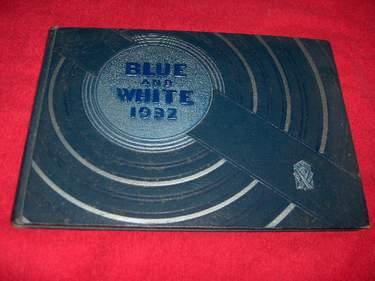 Image for Blue and White: Yearbook of the Winnipeg General Hospital Student Nurses, Volume 11, 1932