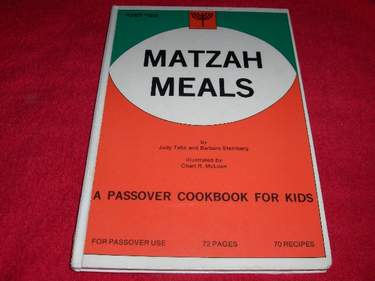 Image for Matzah Meals : A Passover Cookbook for Kids