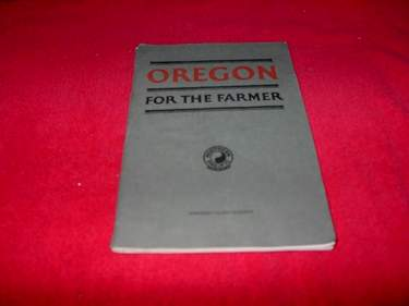 Image for Oregon for the Farmer
