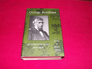 Image for George Bentham: Autobiography, 1800-1834