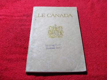 Image for Le Canada
