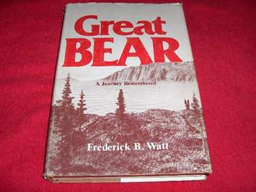 Image for Great Bear : A Journey Remembered