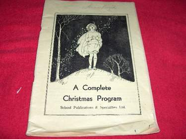 Image for A Complete Christmas Program