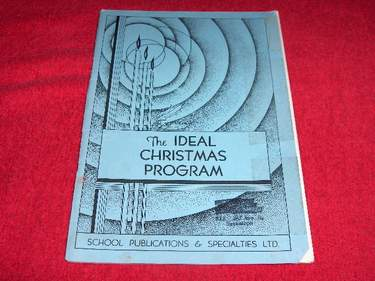 Image for The Ideal Christmas Program