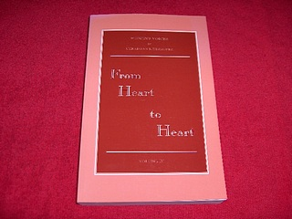Image for From Heart to Heart [Volume 4 : Women's Voices in Ukrainian Literature]
