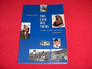 Image for This Land Was Theirs : A Study Of Native North Americans [Seventh Edition]
