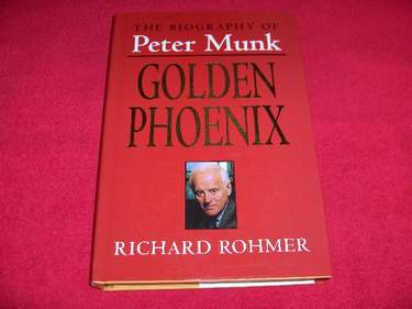 Image for Golden Phoenix : The Biography of Peter Munk