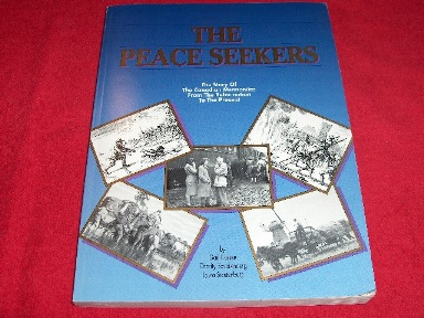 Image for The Peace Seekers : The Story of the Canadian Mennonites from the Reformation to the Present