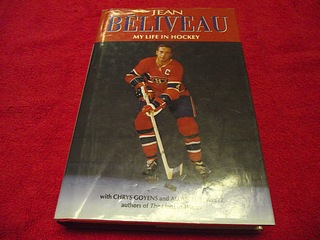 Image for Jean Beliveau : My Life in Hockey