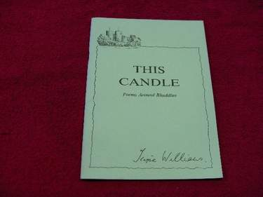 Image for This Candle : Poems Around Rhuddlan