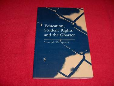Image for Education, Student Rights, and the Charter