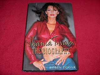 Image for Shania Twain : The Biography