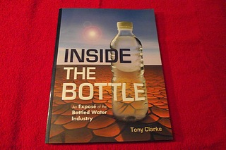 Image for Inside The Bottle: An Expose Of The Bottled Water Industry