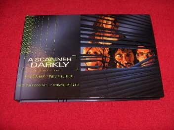 Image for A Scanner Darkly : A Graphic Novel