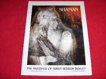 Image for Shaman  The Paintings of Susan Seddon Boulet