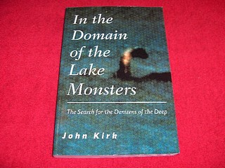 Image for In the Domain of the Lake Monsters : The Search for the Denizens of the Deep