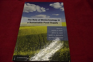 Image for The Role of Biotechnology in a Sustainable Food Supply