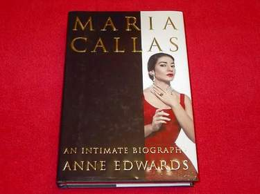 Image for Maria Callas : An Intimate Biography