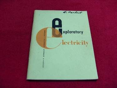 Image for Exploratory Electricity