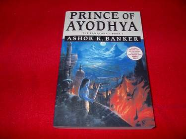 Image for Prince of Ayodhya : Book One : The Ramayana