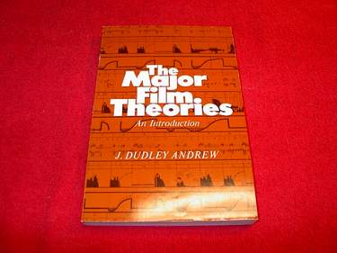 Image for The Major Film Theories : An Introduction
