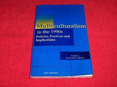 Image for Multiculturalism in the 1990s : Policies, Practices and Implications