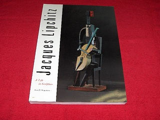 Image for Jacques Lipchitz : A Life in Sculpture
