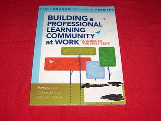 Image for Building a Professional Learning Community at Work : A Guide to the First Year