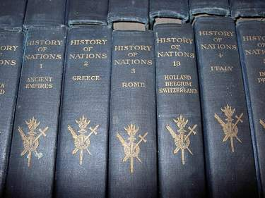 Image for The History of the Nations [22 Volumes] [University Edition]