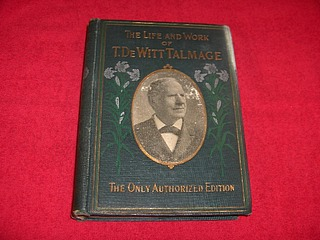 Image for T. DeWitt Talmage: His Life and Work [Biographical Edition]