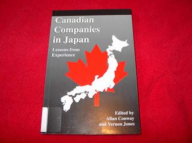 Image for Canadian Companies in Japan : Lessons from Experience