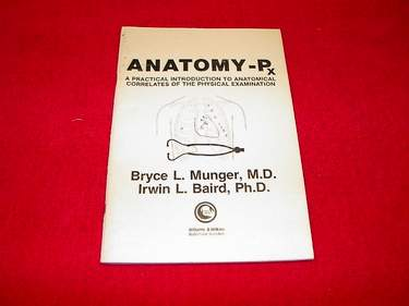 Image for Anatomy - PX : A Practical Introduction to Anatomical Correlates of the Physical Examination
