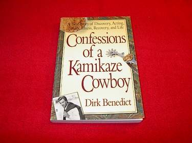 Image for Confessions of a Kamikaze Cowboy