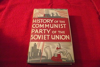 Image for History of the Communist Party of the Soviet Union [Bolsheviks]: Short Course