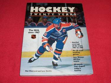 Image for Hockey : Twenty Years : The NHL Since 1967