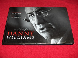 Image for Danny Williams : A Profile