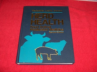 Image for Herd Health: Food Animal Production Medicine [Second Edition]