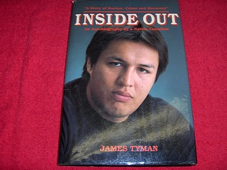 Image for Inside Out : An Autobiography By a Native Canadian
