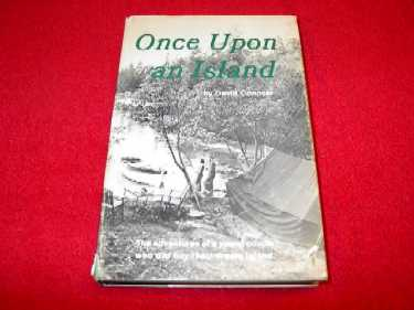 Image for Once Upon an Island : The Adventures of a Young Couple Who Did Buy Their Deam Island