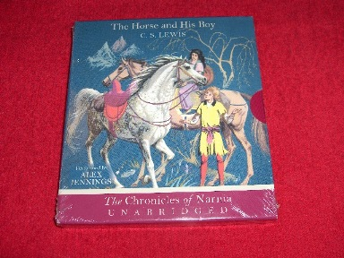 Image for The Horse and His Boy [The Chronicles of Narnia]