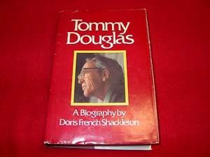 Image for Tommy Douglas [SIGNED BY TOMMY DOUGLAS]