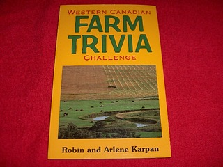Image for Western Canadian Farm Trivia Challenge