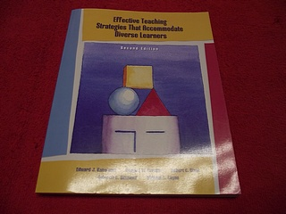 Image for Effective Teaching Strategies That Accommodate Diverse Learners [Second Edition]