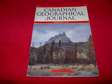 Image for Canadian Geographical Journal [Vol. XXXII, No. 2, February 1946]